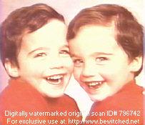 Image of twins